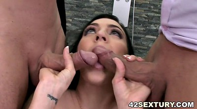 Hairy anal, Double anal, Anal creampie
