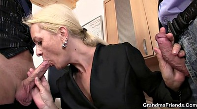 Job interview, Old lady, Interview, Casting mature