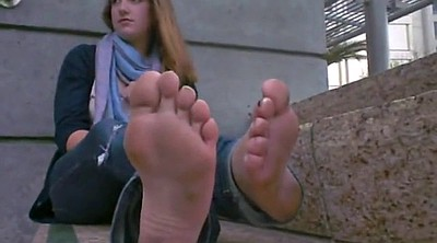 Flat, Smelly feet, Feet fetish