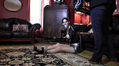 Tied, Skirt, Slave girl, Girl slave