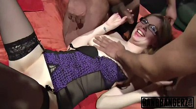 Mature, Mature gangbang, Mature doggy