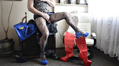 Boots, Boot, High, High boot, Pantyhose milf, Gays boots