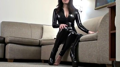 Boots, Catsuit, Hannah