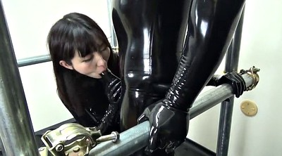 Japanese bondage, Black asian, Japanese latex, Japanese black