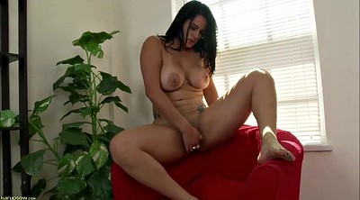Bridgette b, Big dildo