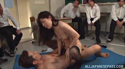 Asian teacher, Teacher sex, Sex teacher, Asian hair, Vibrator orgasm, Teacher gangbang
