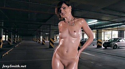 Masturbation public, Naked, Naked public, Jeny smith