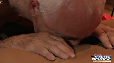 Grandpa, Throat fuck, Cum swallow, Old e young, Nympho, Granny missionary