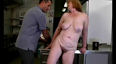 Mom, Young mom, Old anal