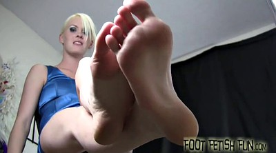 Shoes, Foot femdom