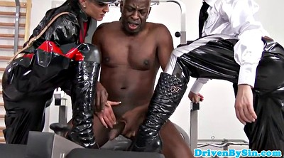 Uniform, Slave, Cum slave