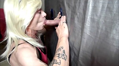 Glory hole, Gay glory hole