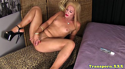 Trans, Tugging, Solo babe