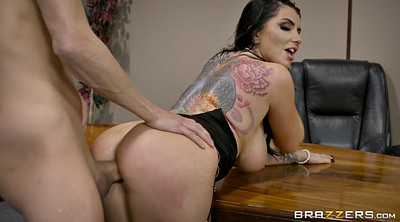 Romi rain, Bend over, Bending over