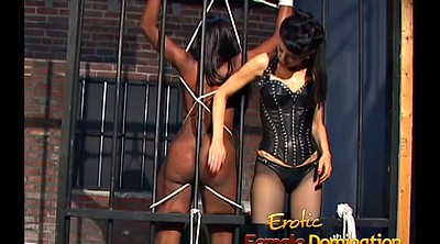 Mistress, Slaves, Cage, Helpless