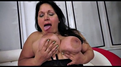 Anal fisting, Huge ass