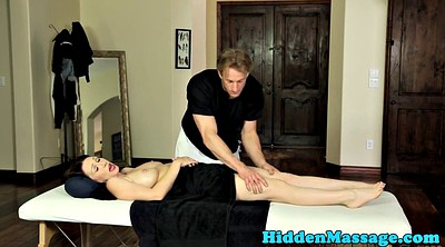 Hidden, Hidden cam, Hidden massage, Fat cock