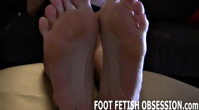 Husband, Feet worship