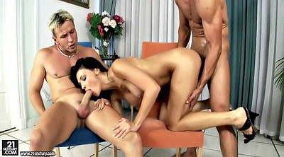 Aletta, Ocean, Two dicks, Long dick, Aletta ocean