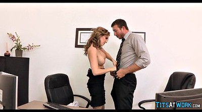 Cougar, Office secretary