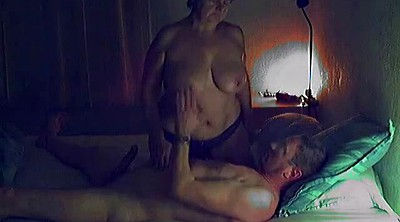 Granny couple, Couple amateur