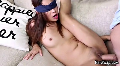 Daddy daughter, Mad, Daughter swap, Blindfold, Daddy swap