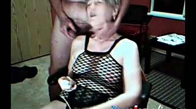 Mature couple, Mature dildo, Vibrator, Mature cumshot, Granny dildo masturbation, Amateur dildo