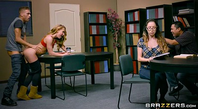 Carter cruise, Library