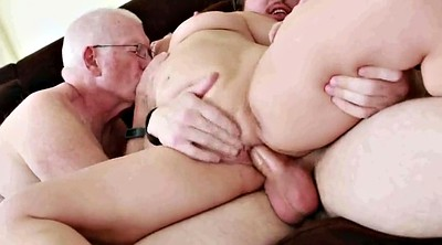Grandpa, Mature and boy, Old and young