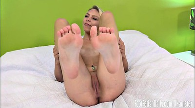 Casting, Foot fetish, Sexy foot, Beautiful foot