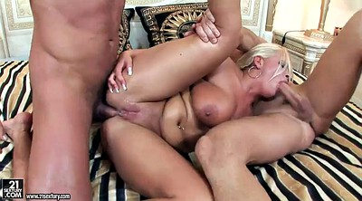 Big, Chubby anal, Chubby threesome