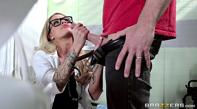 Blondes cuckold, Rhodes, Teen doctor, Tattoo