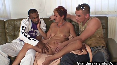 Grannies, Old lady, Old ladies, Mature threesome