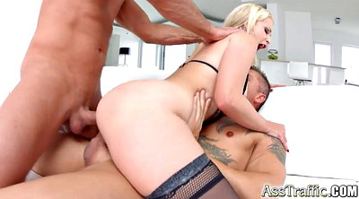 Nina, First time anal