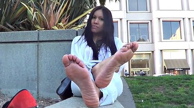 Asian soles, Sole, Smelly foot