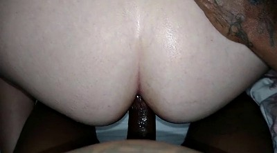 Quickie, Interracial anal, Quicky, Anal mature