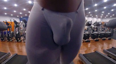 Daddy, Gym, Muscle daddy, Spandex