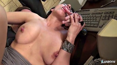 French, Hardcore, Anal casting, Interview, Office anal, French casting