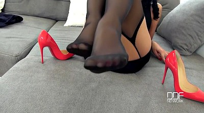 Boss, Secretary, Russian feet, Russian footjob, Footjob pov, Big boss