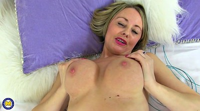Mother, Feed, Sexy mother, Mature mother