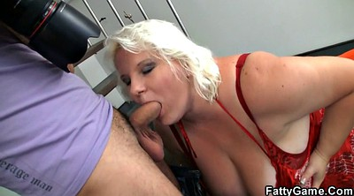 Bbw doggy, Blonde bbw