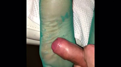 Foot job, Stocking feet, Nylon job, Gay feet, Stockings feet