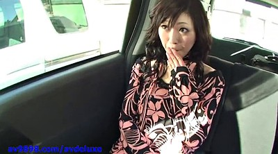 Chinese, Car, Asian dildo, Pussy show