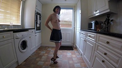 Striptease, School uniform