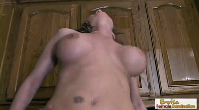 Seduced, Kitchen, Milf seduce