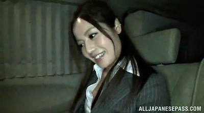Masturbates, Car sex, Asian pantyhose