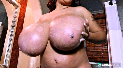 Black, Shower, Bbw solo, Chubby solo, Ebony bbw, Bbw mature