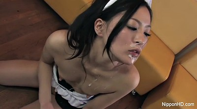 Stocking, Japanese stocking, Japanese blowjob