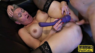 Cuckold, British mature