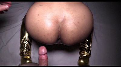 Asian shemale, Thai handjob